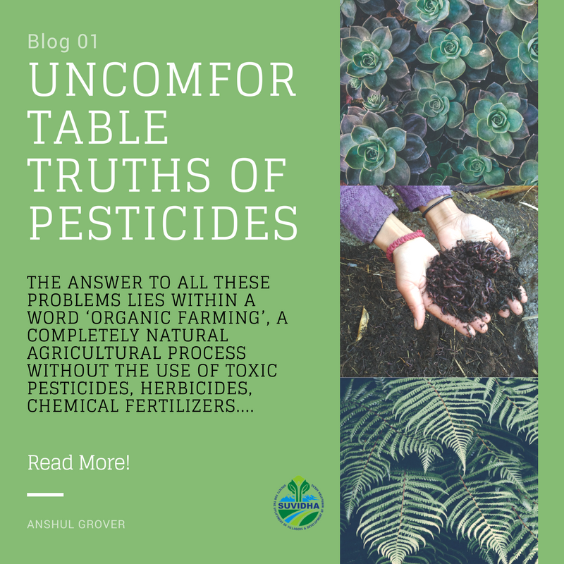 Uncomfortable Truths of Pesticides
